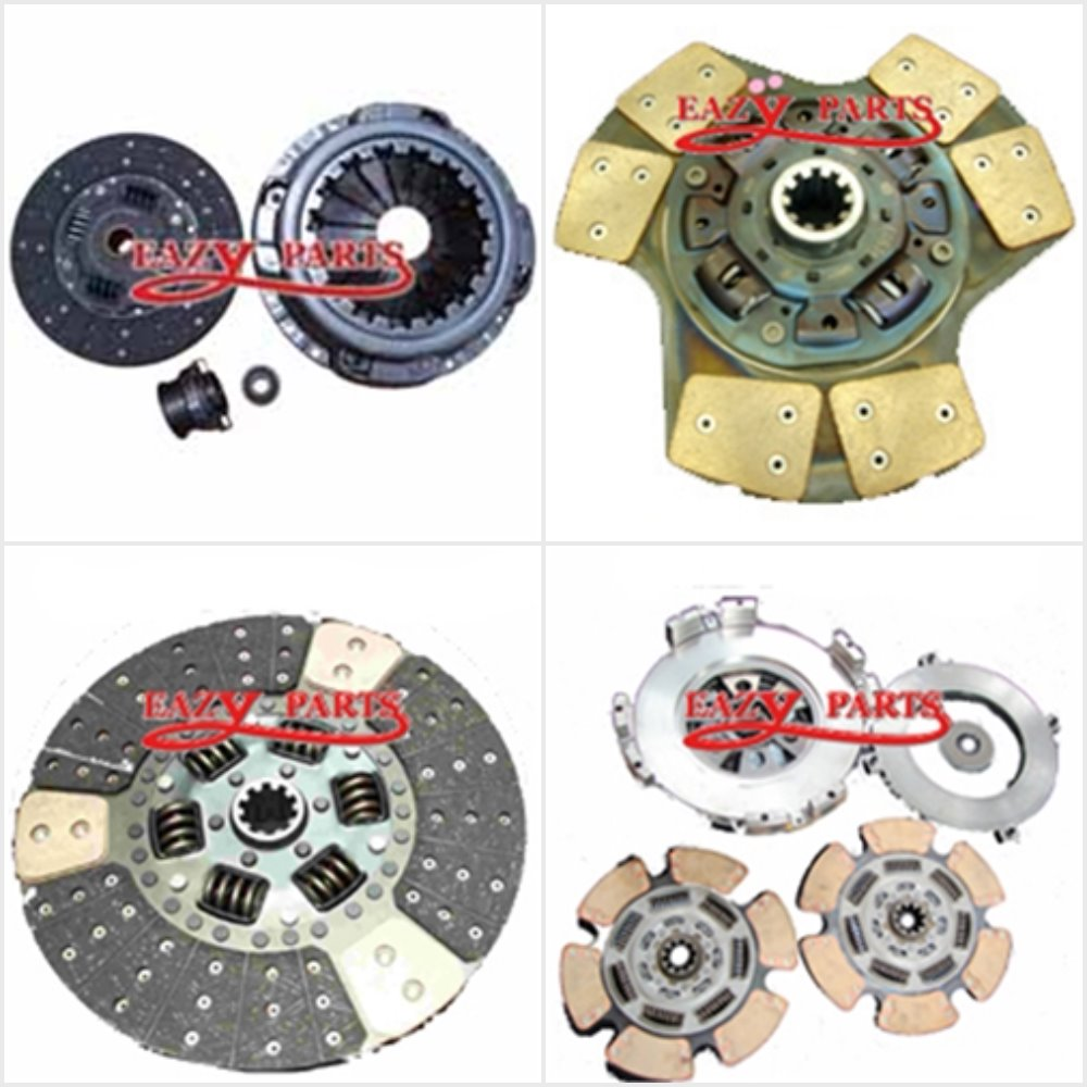CLUTCH KIT COMPONENTS